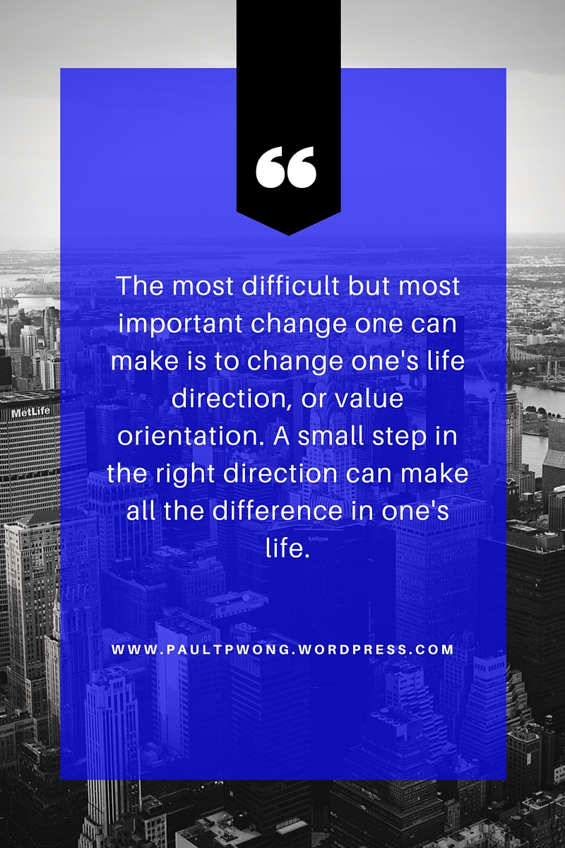 Change your Direction!